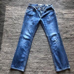 BKE blue jeans